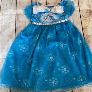 Disney Frozen Dress Up Princess Dress
